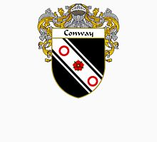 Conway Coat of Arms/Family Crest Unisex T-Shirt