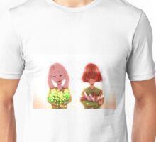 Undertale - Asriel and Chara Unisex T-Shirt