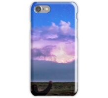 Cheering Nature On iPhone Case/Skin