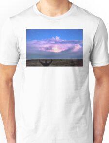 Cheering Nature On Unisex T-Shirt