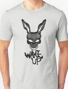 Wake Up, Donnie. Unisex T-Shirt