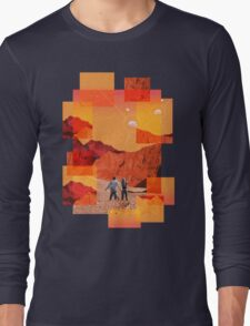 Mars Holidays Long Sleeve T-Shirt