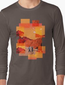 Mars Holidays Long Sleeve T-Shirt