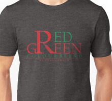 Colourblind - Red Green (Worn) Unisex T-Shirt