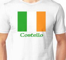 Costello Irish Flag Unisex T-Shirt