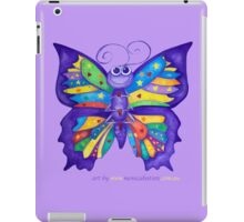 Yoga Butterfly; Namaste  iPad Case/Skin