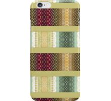 Western, SouthWest, Fashion, Stripes, Bold Colors iPhone Case/Skin