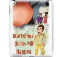 James and the Giant Peach iPad Case/Skin