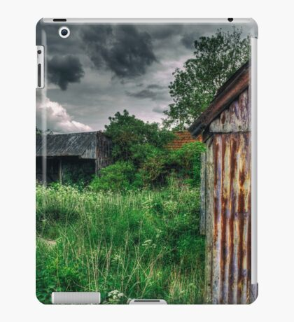 Derelict Farm iPad Case/Skin
