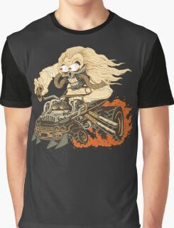 Fury Fink Immortan Joe Graphic T-Shirt