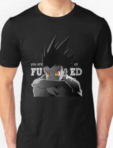 hunter x hunter gon freecs killua pitou anime manga shirt T-Shirt
