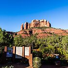 Cathedral Rock - And So The Trail Begins! by eegibson