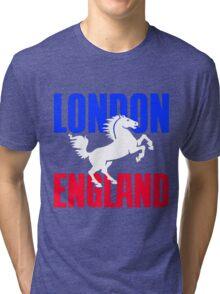 LONDON, ENGLAND-2 Tri-blend T-Shirt