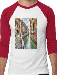 Venezia 5 Men's Baseball ¾ T-Shirt