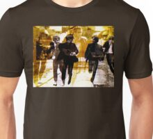 Running Under the Gun Unisex T-Shirt