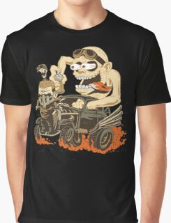 Fury Fink Nux Graphic T-Shirt