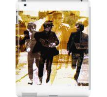 Running Under the Gun iPad Case/Skin