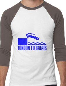 LONDON TO CALAIS Men's Baseball ¾ T-Shirt