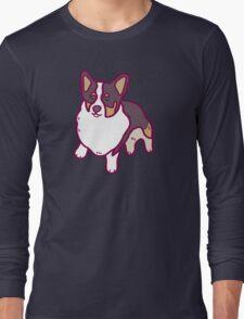 A Corgi Named - Winston Long Sleeve T-Shirt