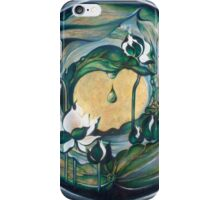 """Nectar of White Lotus"" - Mandala of Regeneration iPhone Case/Skin"
