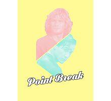 100% Point Break Photographic Print