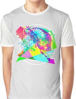 Daft Punk'd: Derezzed_04 Graphic T-Shirt