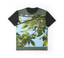 Chokeberry Tree Blossoms Graphic T-Shirt