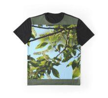 Chokeberry Tree Blossoms Graphic T-Shirt