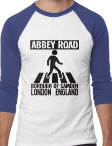 Borough of Camden Men's Baseball ¾ T-Shirt