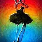 She's Like a Rainbow by David Rozansky