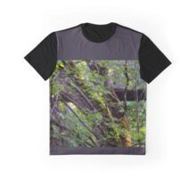Mossy Tree in the Forest Graphic T-Shirt