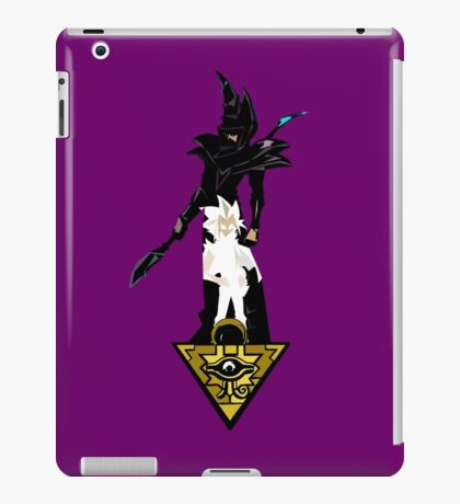 """Yu-Gi-Oh"" Fan Art (Yugi Muto / Dark Magician) iPad Case/Skin"