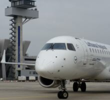 Tower & Embraer Sticker