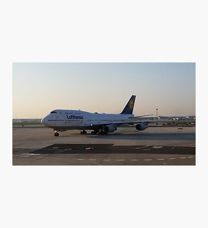 Queen of the skies - B747-400 Photographic Print