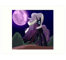 [MLP] Nightmare Rarity Art Print
