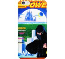 Nintendo Power - March/April 1989 iPhone Case/Skin