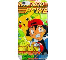 Nintendo Power - Volume 125 iPhone Case/Skin