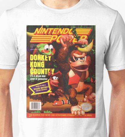 Nintendo Power - Volume 66 Unisex T-Shirt