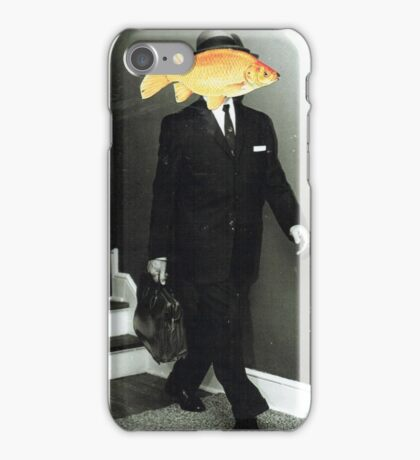 Fishy Business iPhone Case/Skin