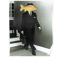 Fishy Business Poster