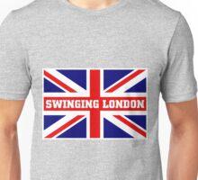 SWINGING LONDON Unisex T-Shirt