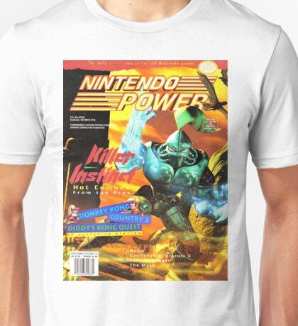 Nintendo Power - Volume 76 Unisex T-Shirt