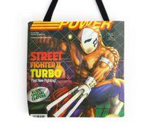 Nintendo Power - Volume 51 Tote Bag