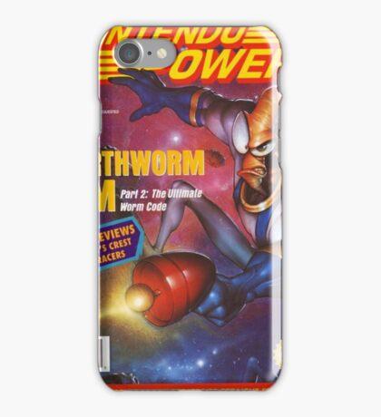 Nintendo Power - Volume 67 iPhone Case/Skin