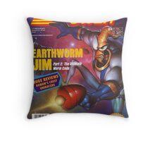 Nintendo Power - Volume 67 Throw Pillow