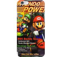 Nintendo Power - Volume 93 iPhone Case/Skin