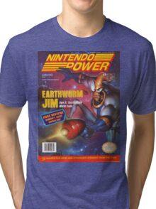 Nintendo Power - Volume 67 Tri-blend T-Shirt