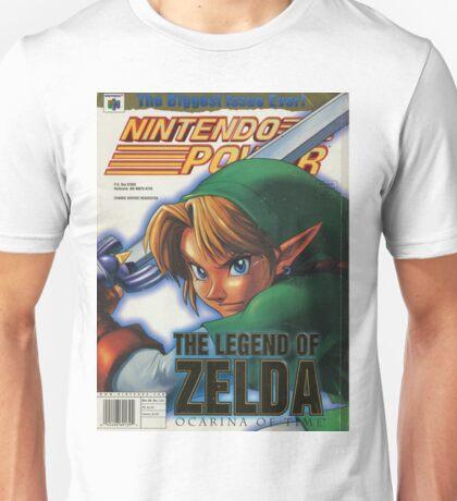 Nintendo Power - Volume 114 Unisex T-Shirt