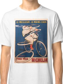 Vintage poster - Michelin Classic T-Shirt
