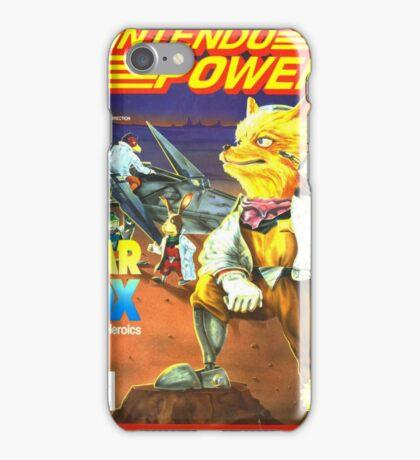 Nintendo Power - Volume 47 iPhone Case/Skin